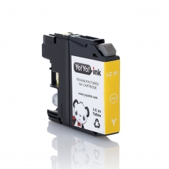 HP LC 61 Yellow ink cartridge