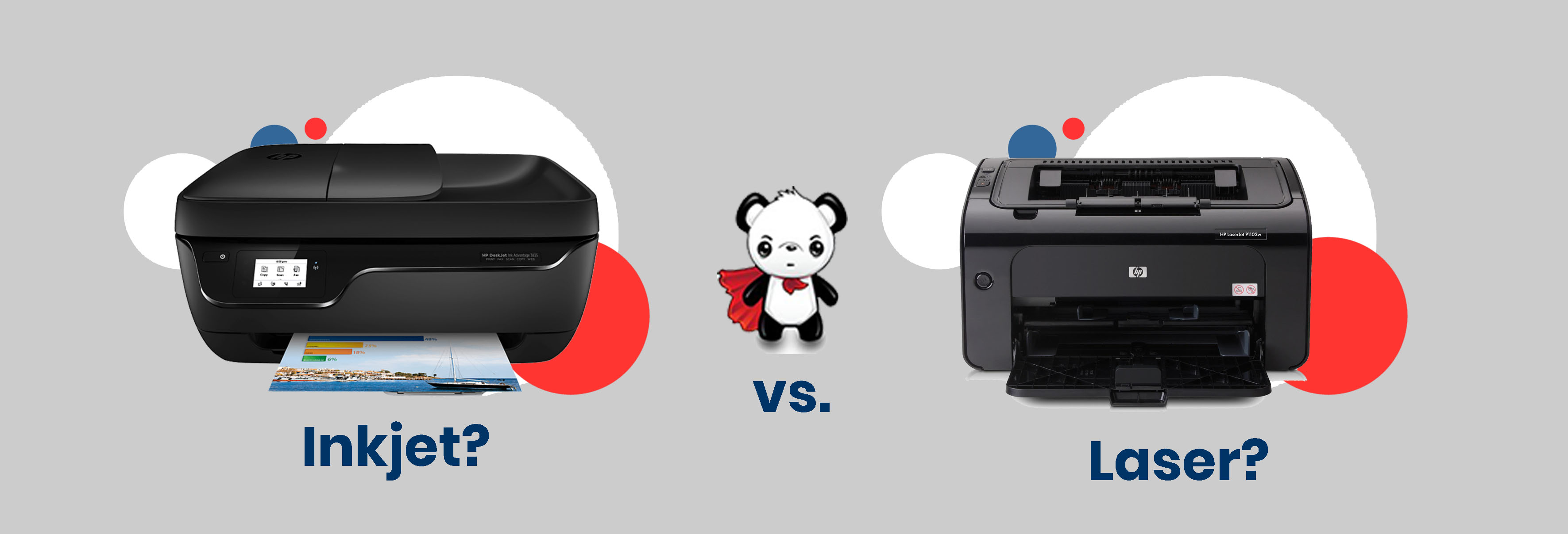 Inkjet vs. Laser: Which is the Better Choice for You?