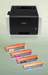 Brother Color Printer Toner Reset: Step-by-Step Guide