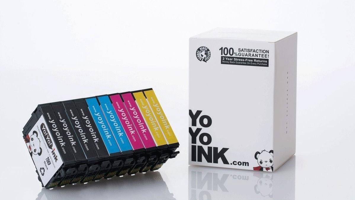 Yoyoink Ink Cartridges 10 Packs