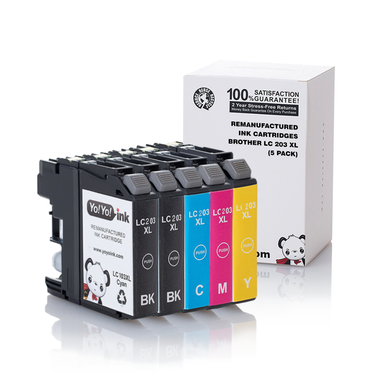Brother LC203 Printer Ink Cartridges