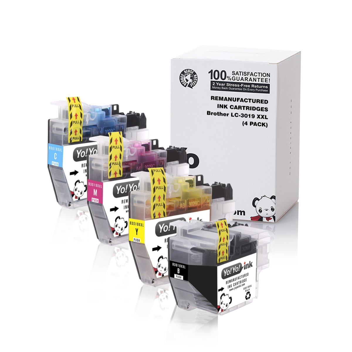 Brother LC3019 Ink Toner Cartridges
