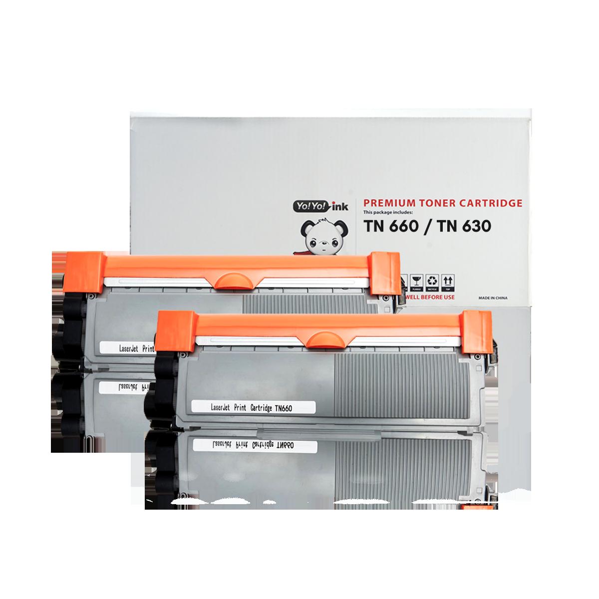 Brother TN660 Printer Toner Cartridges