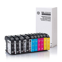 Brother LC103 ink cartridge 10 pack