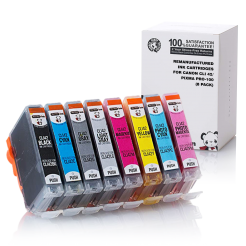Canon CLI-42 Ink Cartridges Pixma Pro 100 8 Pack