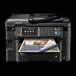 Epson WorkForce Pro WF-3640 All-in-One Printer