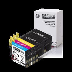 Epson 252XL Ink Cartridge 5-Pack (2 Black, 1 Cyan, 1 Magenta, 1 Yellow)
