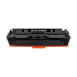 HP 201X Black Single Toner Cartridge