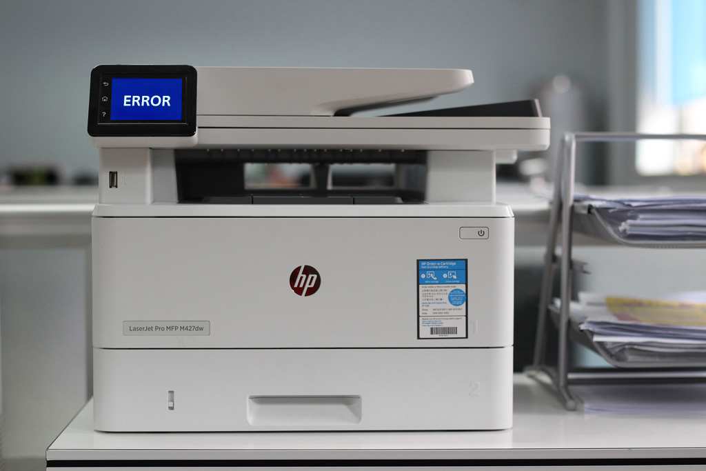How to Fix a Printer Driver is Unavailable Error