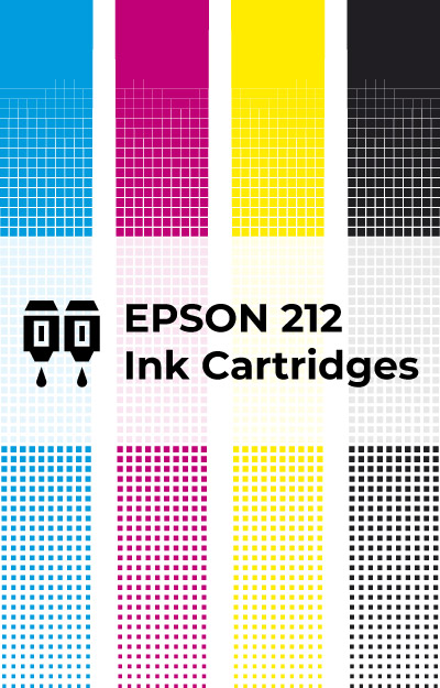 A Quick Guide To Epson 212 Ink Cartridges