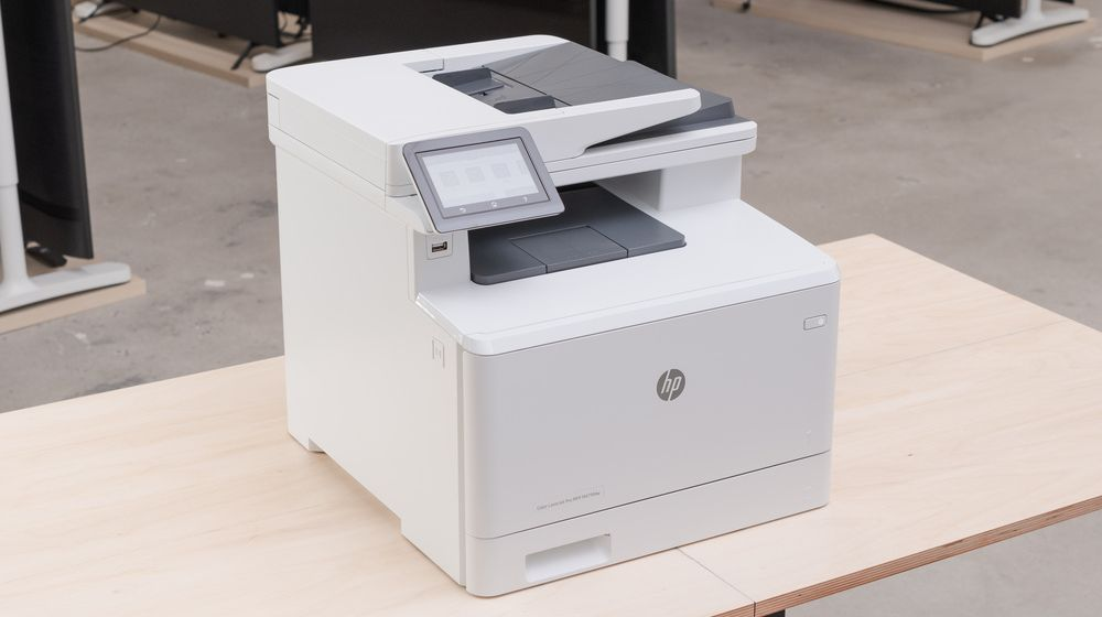HP Color LaserJet Pro MFP M281FDW Full Review
