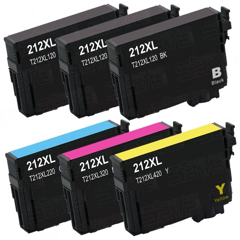 aftermarket cartridges for HP212XL