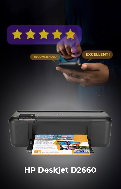 Unbiased HP Deskjet D2660 Printer Review