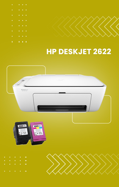 How Your HP Deskjet 2622 Printer Recognizes Ink Cartridges