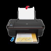 Rear Loading Printer HP Deskjet 3050