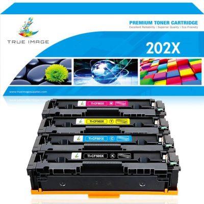 HP Color LaserJet Pro MFP M281fdw toner cartridges
