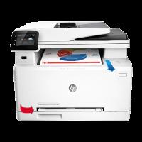 Front Loading Printer HP Laserjet Pro M277DW
