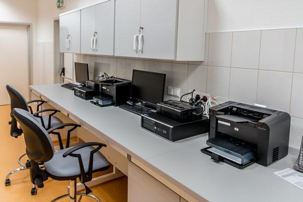 Office-Printer-Computer